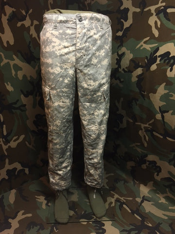 US ARMY ACU CAMO PANTS