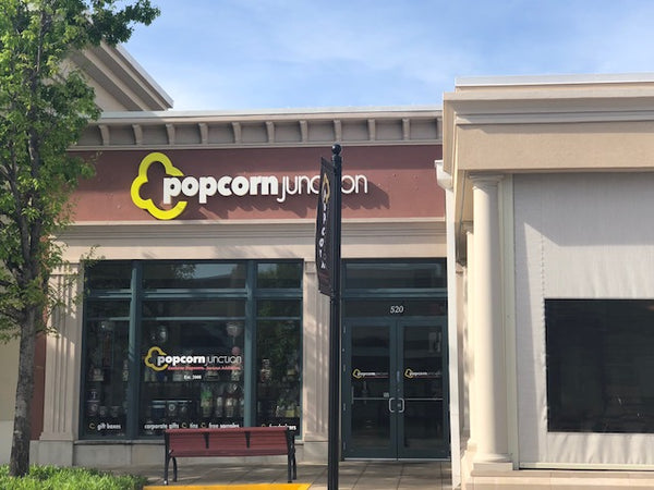 Popcorn Junction at Firewheel Mall Next to Gloria's