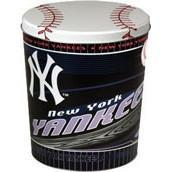 New York Yankees 3 Gallon Tin