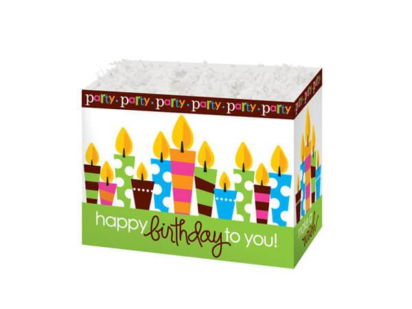 Small Gift Boxes Birthday Party
