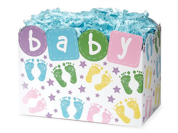 Large Gift Boxes Baby Steps