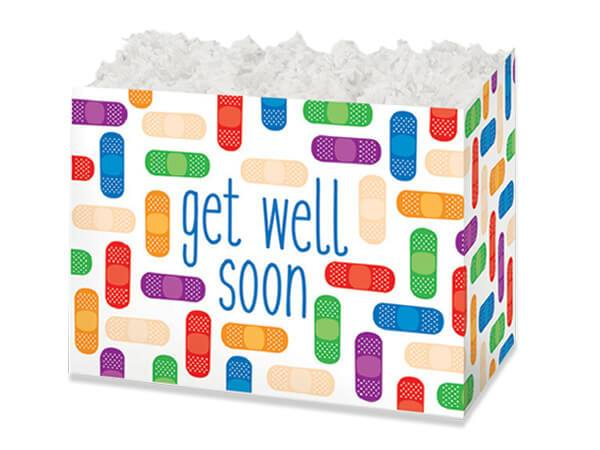 Large Gift Boxes Get Well Soon
