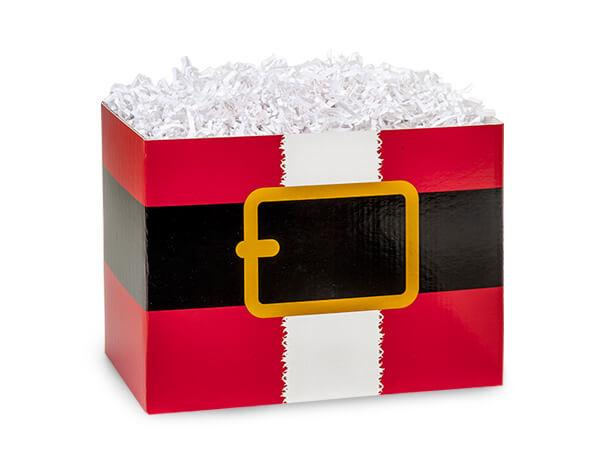 Small Christmas Quick Pick Gift Boxes Santas Belt (Caramel & Mix)