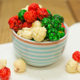 Christmas Popcorn Mix (Strawberry Vanilla And Cheesecake)