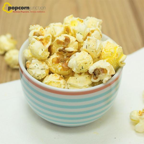 Small Bag (16 Cups Or 8 Servings) Dill Pickle Popcorn