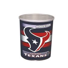 Nfl 1 Gallon Tins Houston Texans