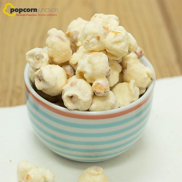 Small Bag (16 Cups Or 8 Servings) White Chocolate Popcorn