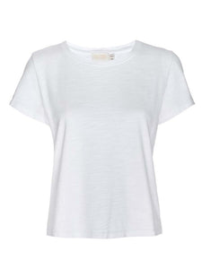Goldie Tee - White