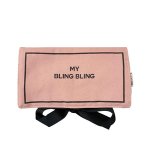 Jewelry Case Bling Bling- Pink
