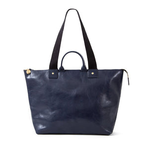 Le Zip Sac- Navy Rustic