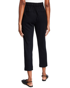 Cozy Pull On Pant - Black