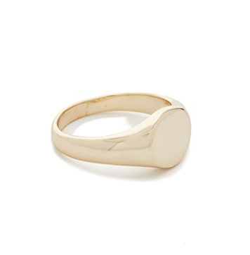 Signet Ring- Yellow Gold