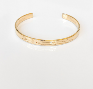 Constellation Cuff Bracelet