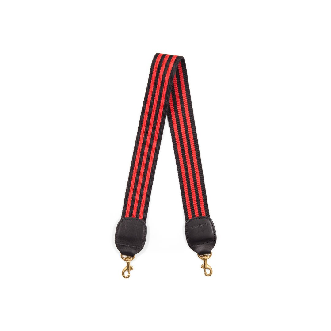 Shoulder Strap - Black/Red