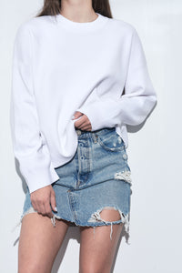 MV Markly Skirt- Light Blue