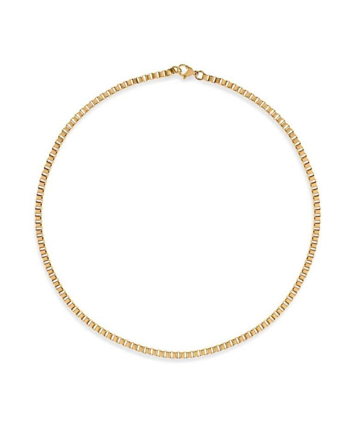 Largo Box Chain Necklace