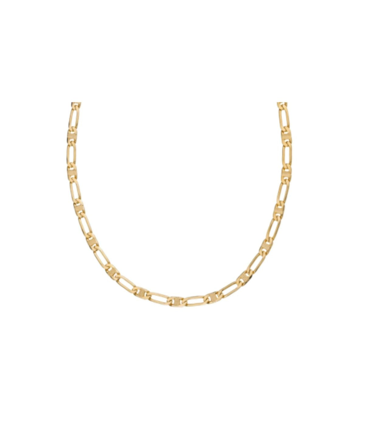 London Calling Necklace- Gold