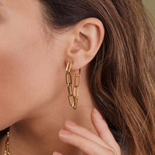Everly Drop Chain Earring