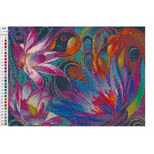 Diamond Painting Kit - Lotus