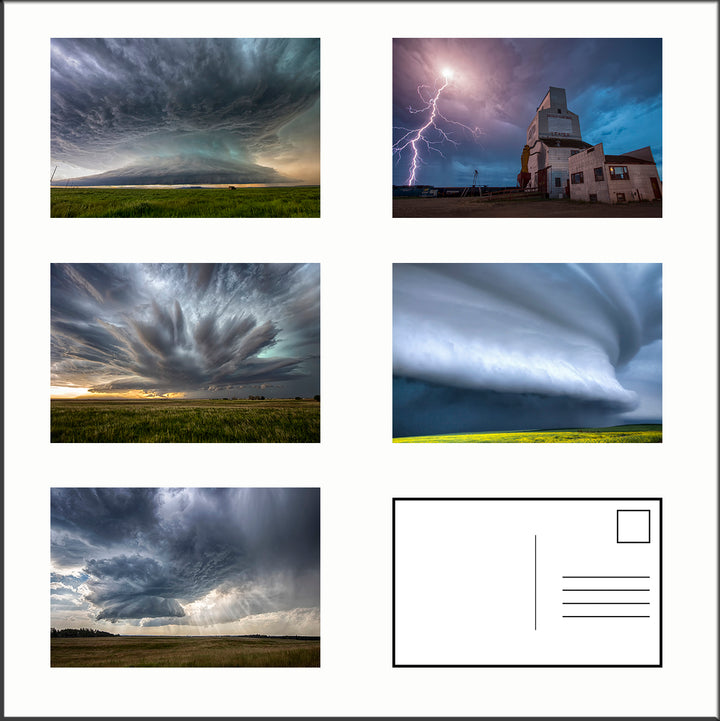Storm Post Cards