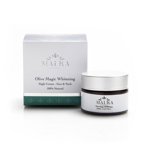 OliveMagic™ Face and Neck Whitening Cream