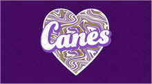 Canes in My Heart