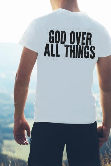 God Over All Things
