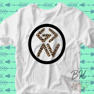 God is Greater Leopard Sublimation