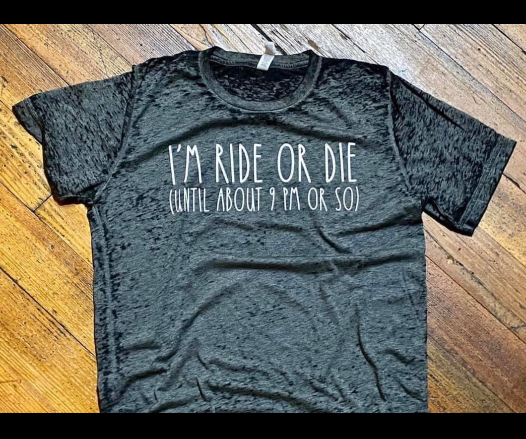 I'm Ride or Die