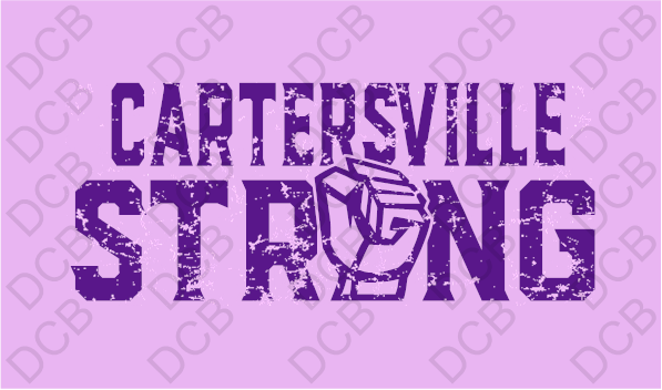 Cartersville Strong -Purple Presale