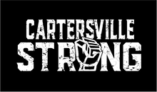Cartersville Strong -White Presale