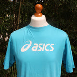 Retro Short Sleeved Aasics T-Shirt