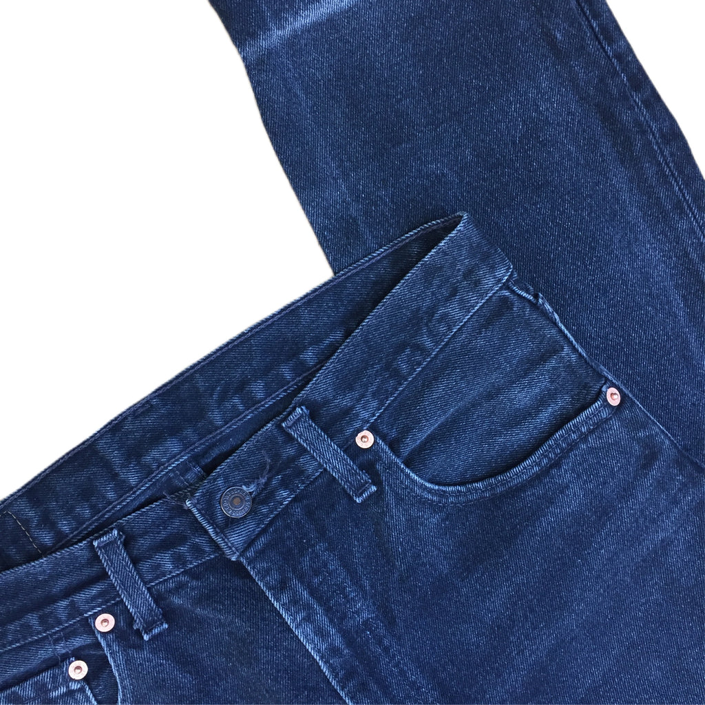 Levi Strauss & Co 511 Charcoal Grey Wash Denim - W32 L34