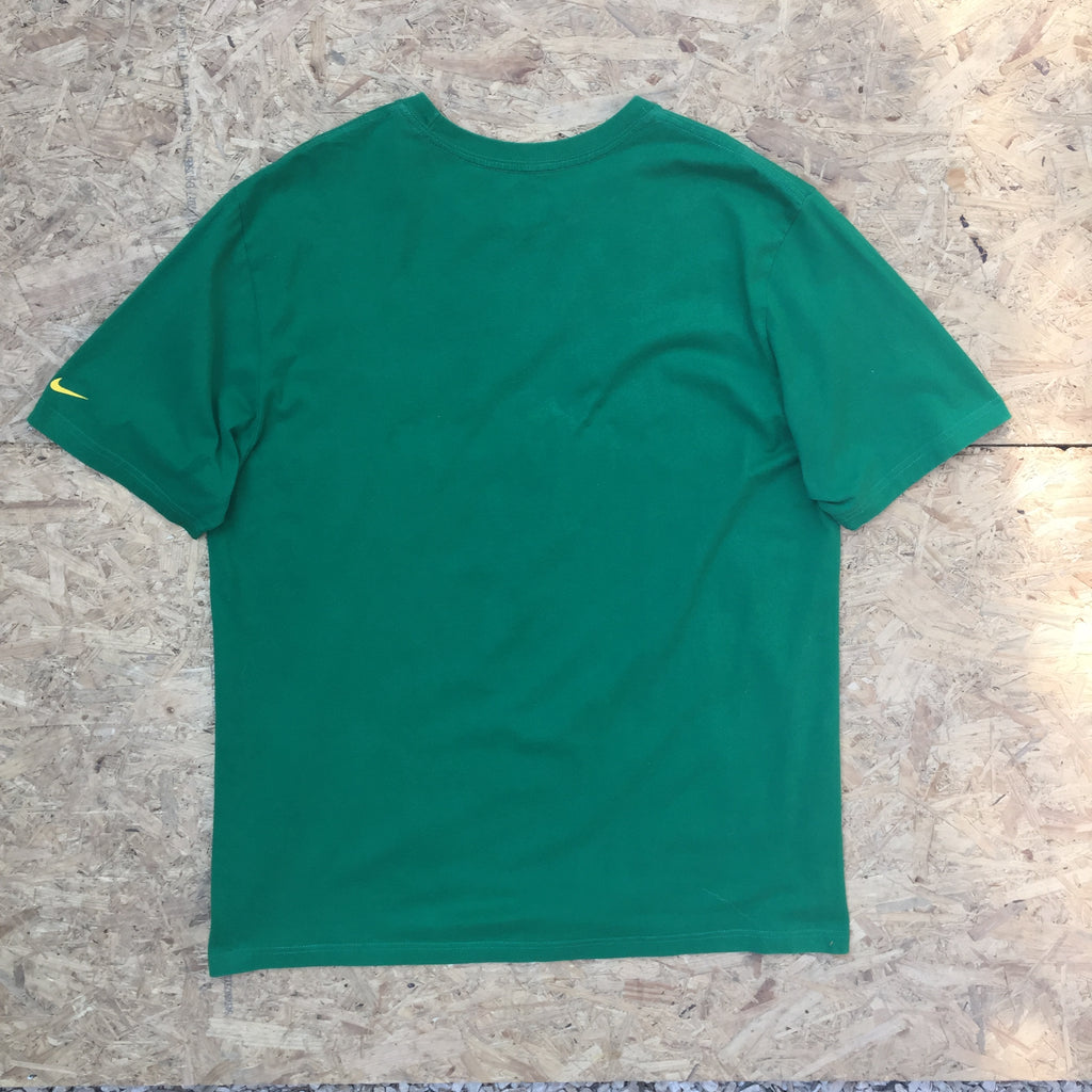 Retro Nike Just Do It Brazil T-Shirt - XL