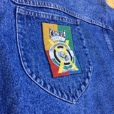 COMEDIE by UCLA Denim Jacket - XL