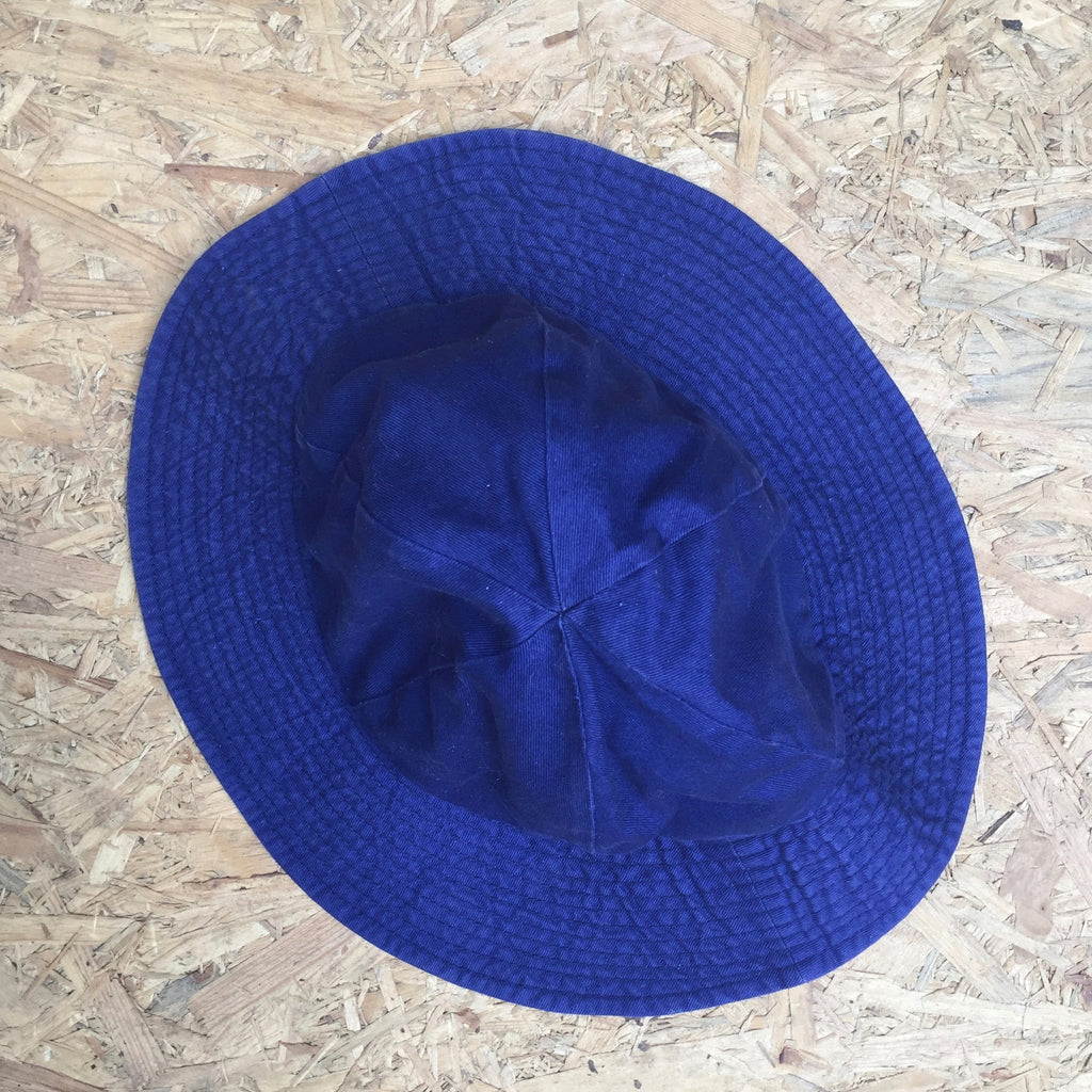 Navy Blue Bucket Hat - ONE SIZE