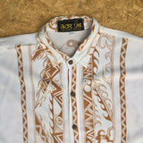 Short Sleeved Bora Bora Shirt - L