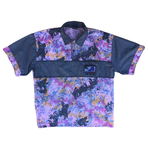 Desert Print Short Sleeved Shirt - XL