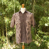 Vintage Military Styled Cotton Shirt
