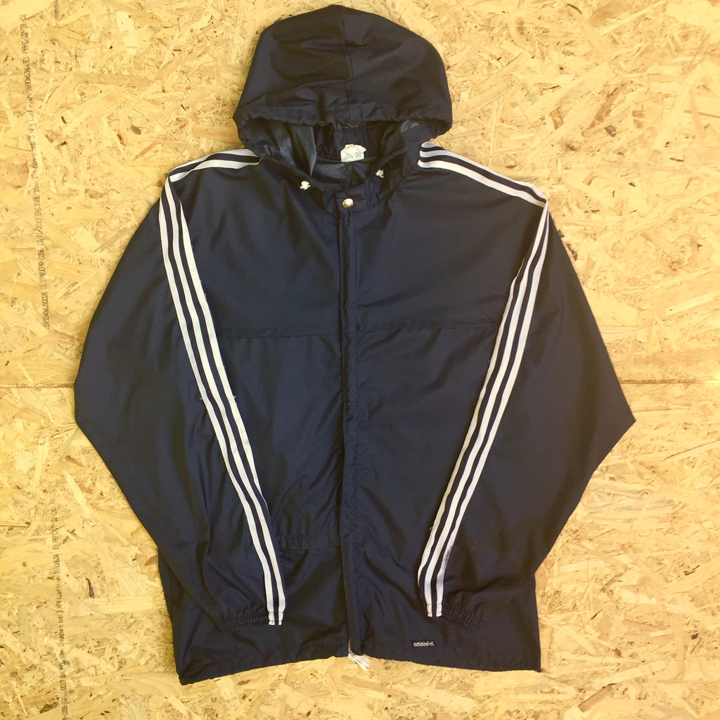 Retro Adidas Windbreaker - S