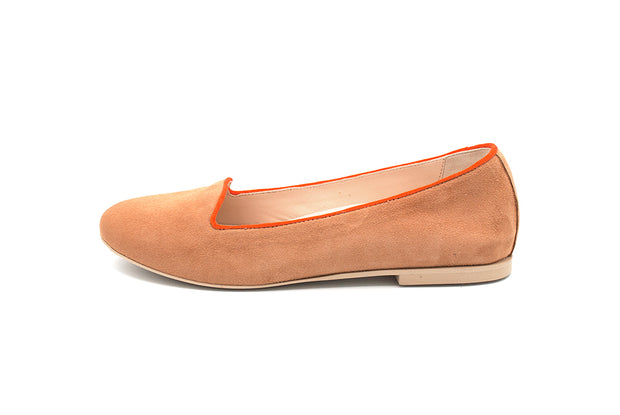 Loafer Monia biscotto-arancio
