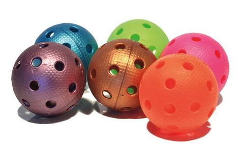 3 PACK - FLOORBALL BALLS