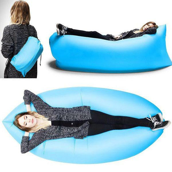 Outdoors - Inflatable Hangout Lounger