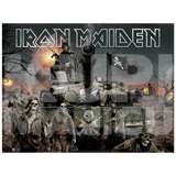 Iron Maiden ,,A matter of life and deathˮ