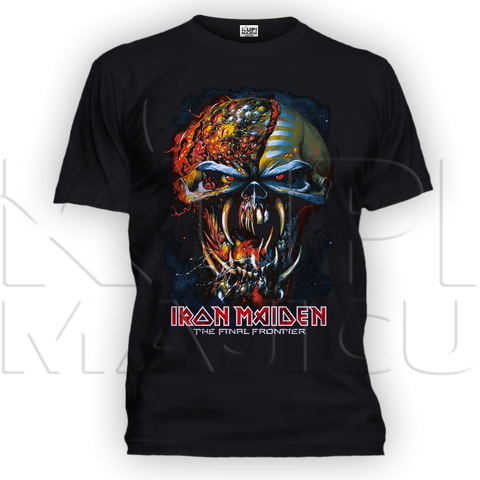Iron Maiden ,,The Final Frontier""