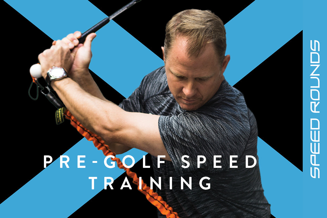 PRE-GOLF LIGHTSPEED TRAINING