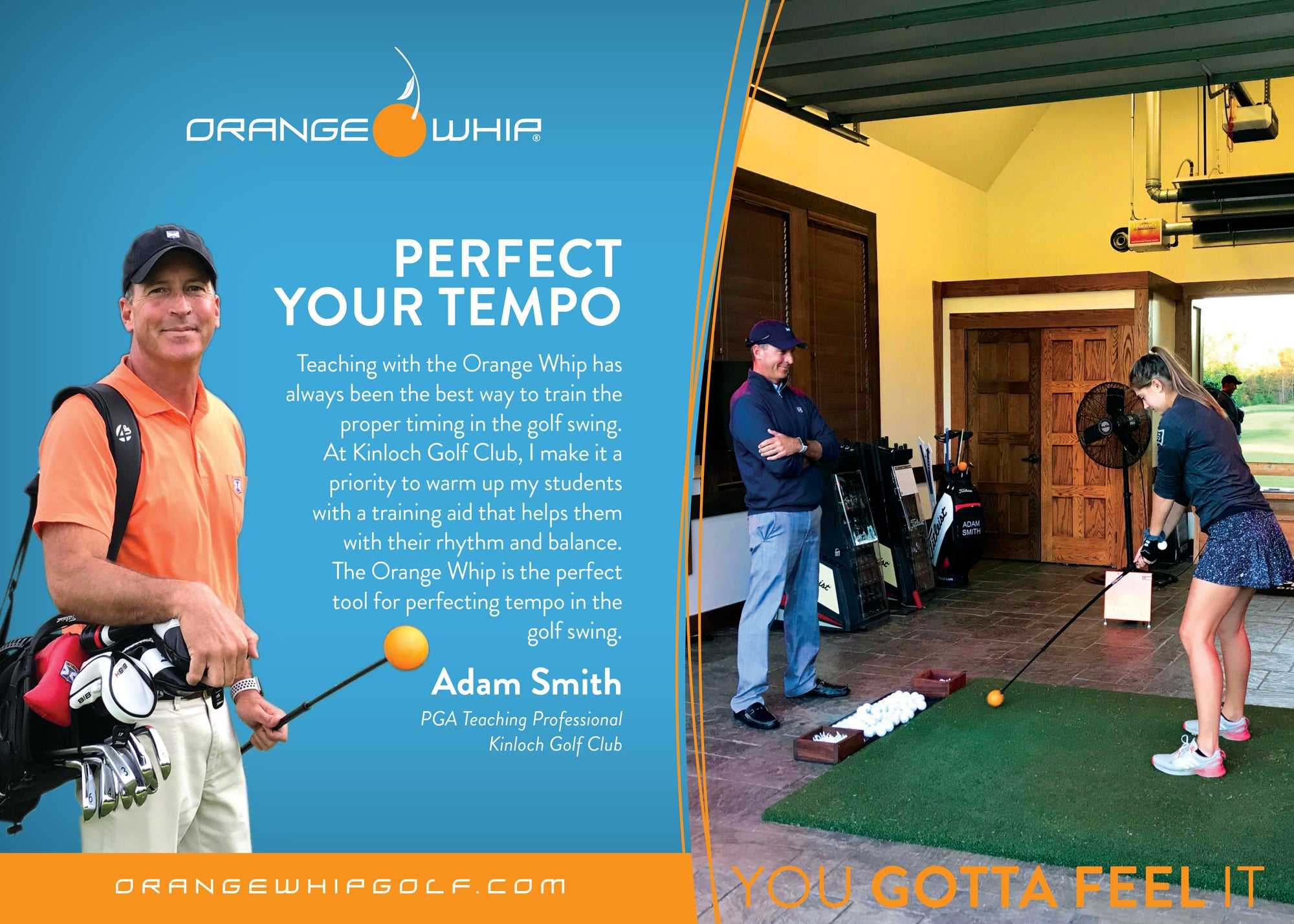 Timing is Everything - Adam Smith, PGA