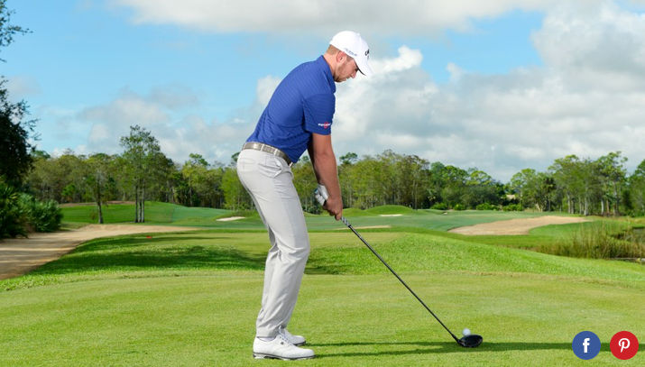 Daniel Berger - Simplify Your Tee Shots