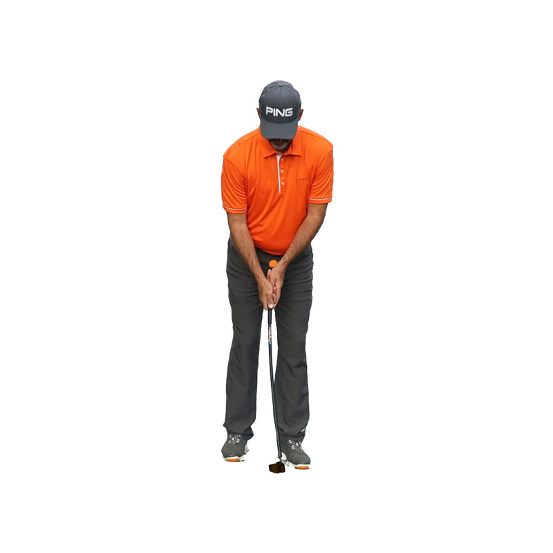 The Orange Whip Putter