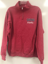 Jerzees NuBlend 1/4 zip (SHDHS Crusaders)